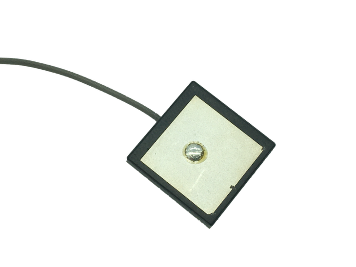 nRF9160 Feather GPS antenna